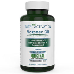 FLAXSEED OIL (100 softgels)