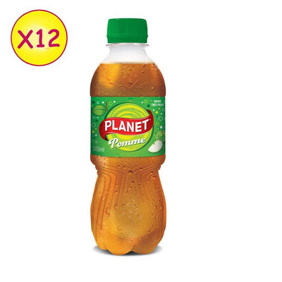 Planet Pack De 12 Tropical - 30 Cl