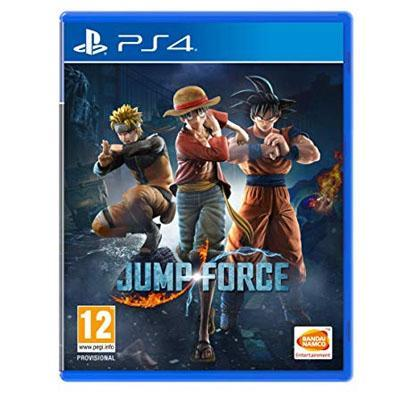 CD - PS4 -  Jump Force