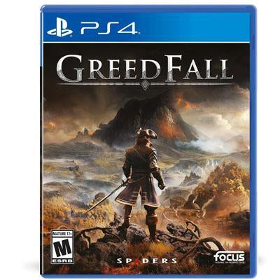 CD - PS4 - GreedFall