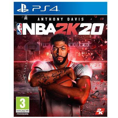 CD - PS4 - NBA 2k20