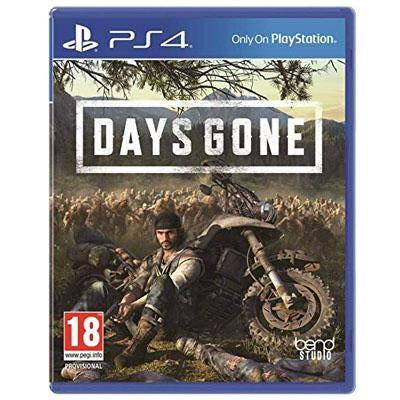 CD - PS4 - Days Gone