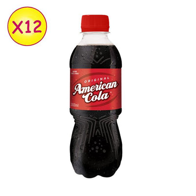 American Pack De 12 Soda Cola - 30 Cl