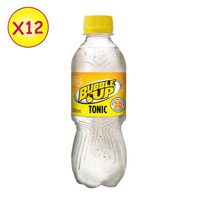 Bubble Up Pack De 12 Tonic - 30 Cl