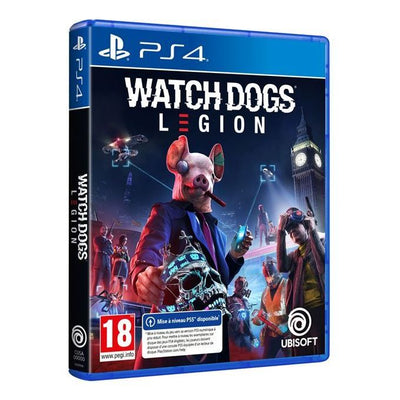 UBISOFT Watch Dogs Legion - PS4/PS5