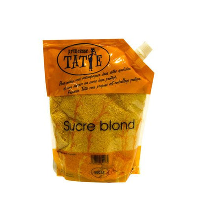 Sucre  Blond Princess  Tatie - 750g