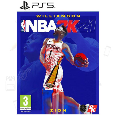2K Games NBA 2K21 (PS5)