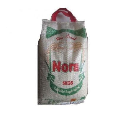 NORA Riz Local BLANC - Sac 5KG