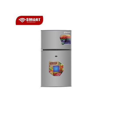 SMART TECHNOLOGY Réfrigérateur 2 Battants  - 85 L-Gris - 12 Mois Garantie