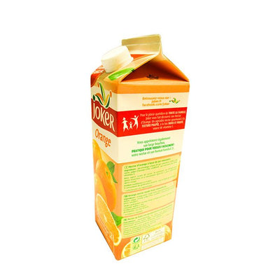 Joker Nectar Orange A Base De Concentré - 2L
