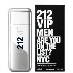 212 VIP MEN EAU DE TOILETTE SPRAY par Carolina Herrera