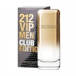 212 VIP EAU DE TOILLETTE SPRAY HOMME par Carolina Herrera