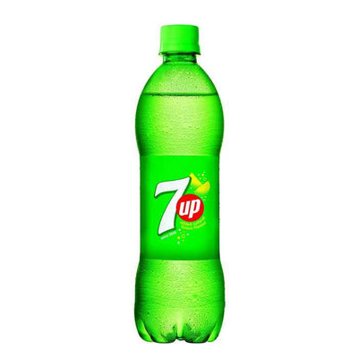 SEVENUP 06x600ml
