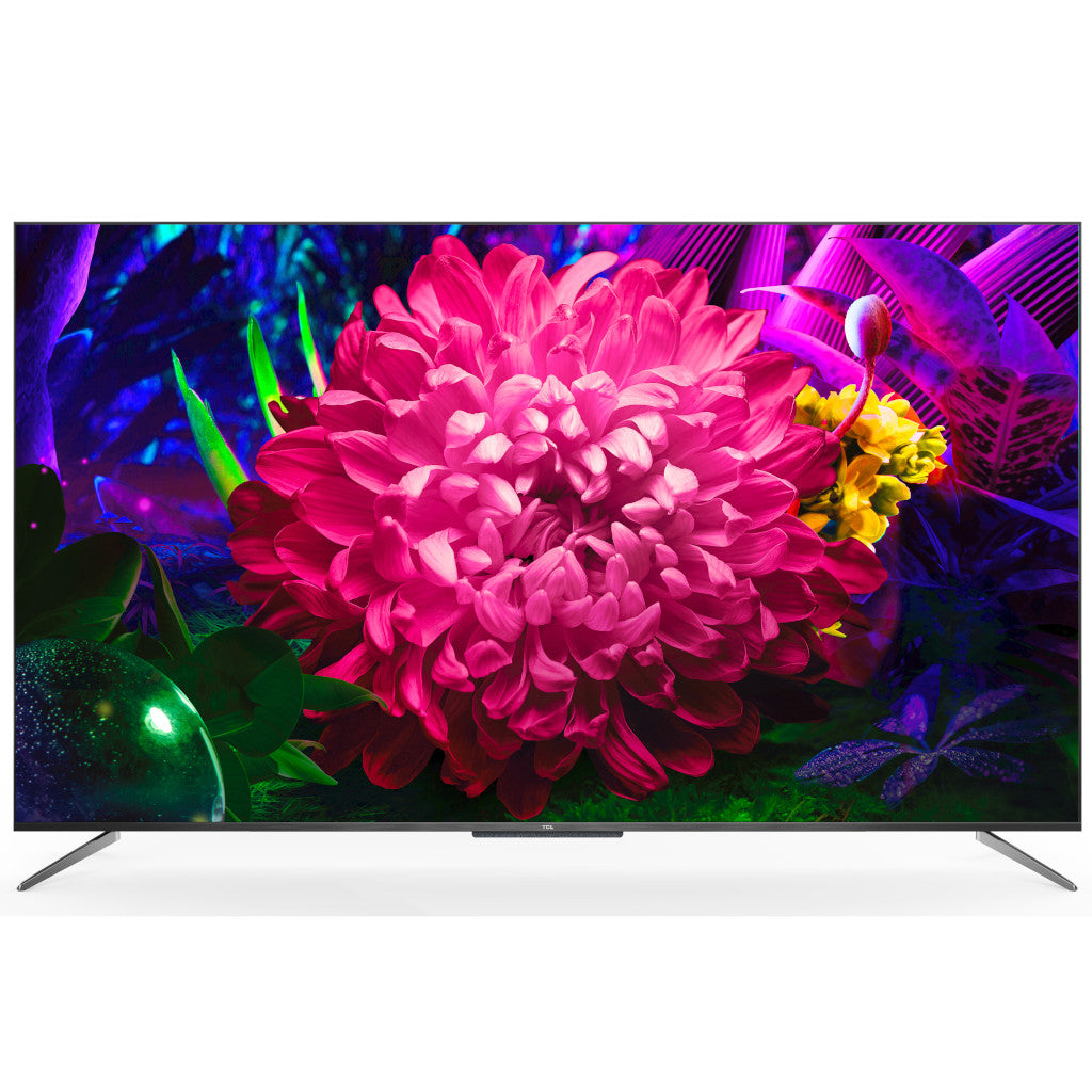 TV QLED 65'' TCL - SMART - ANDROID/UHD-4K-HDR/BLUETOOTH - NETFLIX -SUBWOOFER - TCL_65C715