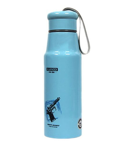Bouteille isotherme Inox 1.8 L Bleu