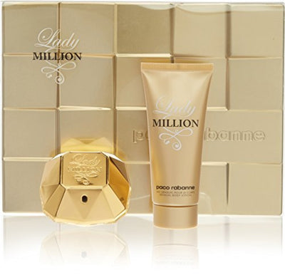 Coffret Lady Million paco rabanne – Eau de parfum