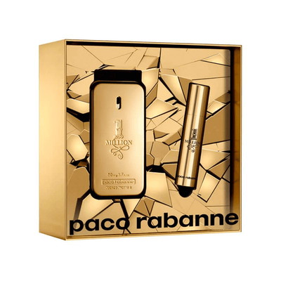 Coffret one million paco rabanne – 100 ml – Eau de toilette