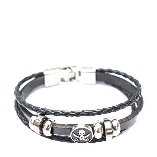 Bracelet homme pirate