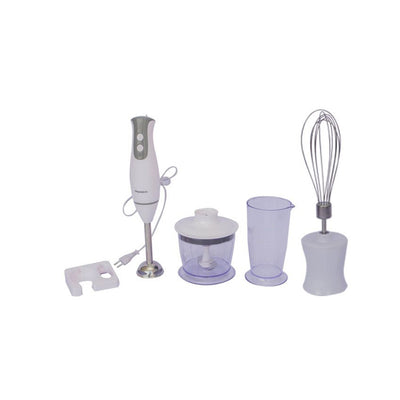 MIXEUR A MAIN NASCO 300W 700ML PLAST BODY AVEC 1 KIT D'ACCESS