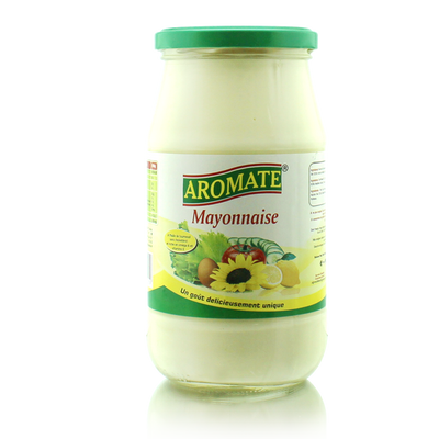 Aromate Mayonnaise Pot - 12x450ML