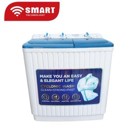 SMART TECHNOLOGY MACHINE A LAVER DOUBLE BAC - 7KG - STMLS-7H