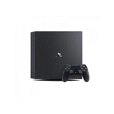 CONSOLE - Sony PlayStation 4 Pro 1 TB + Une Manette Dualschock 4 - Noir