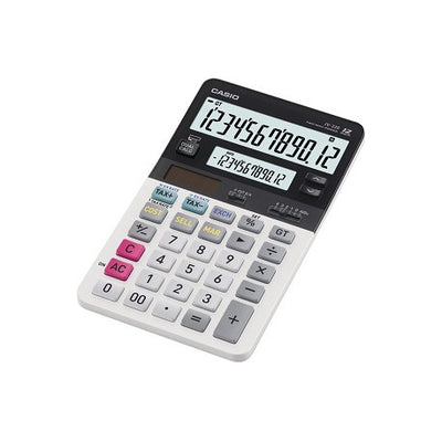 CALCULATRICE BUREAU CASIO DOUBLE ECRAN JV-220