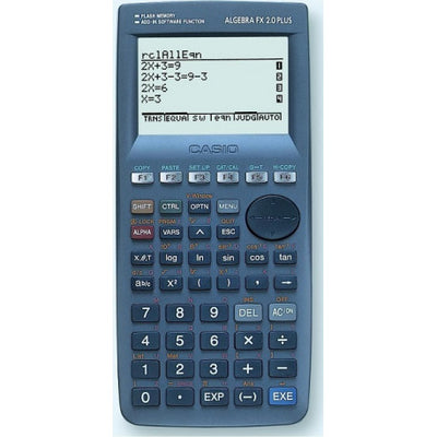 CALCULATRICE GRAPHIQUE CASIO - FX-2.0PLUS