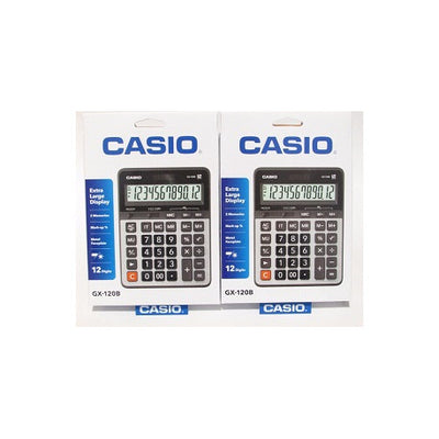 CALCULATRICE CASIO GX-120B
