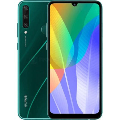 Huawei Y6p - 5000 mAh - 6.3 Pouces - 13MP - ROM 64Go - RAM 3Go - Octa-core