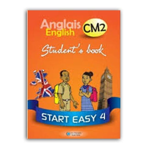 start easy 4 anglais cm2
