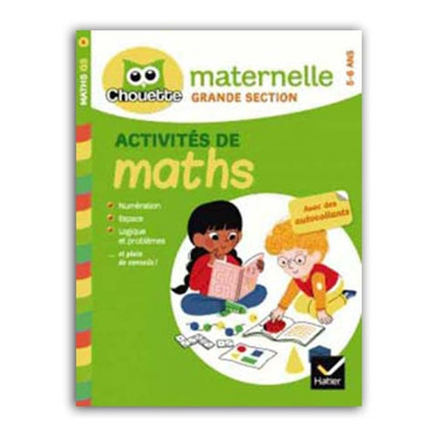 activites de maths gs