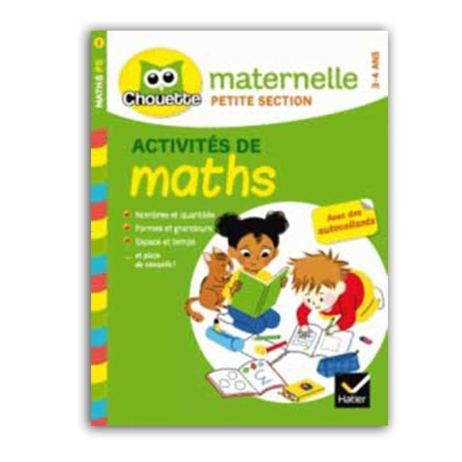 activites de maths - ps