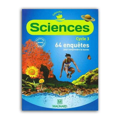 64 enquetes de sciences