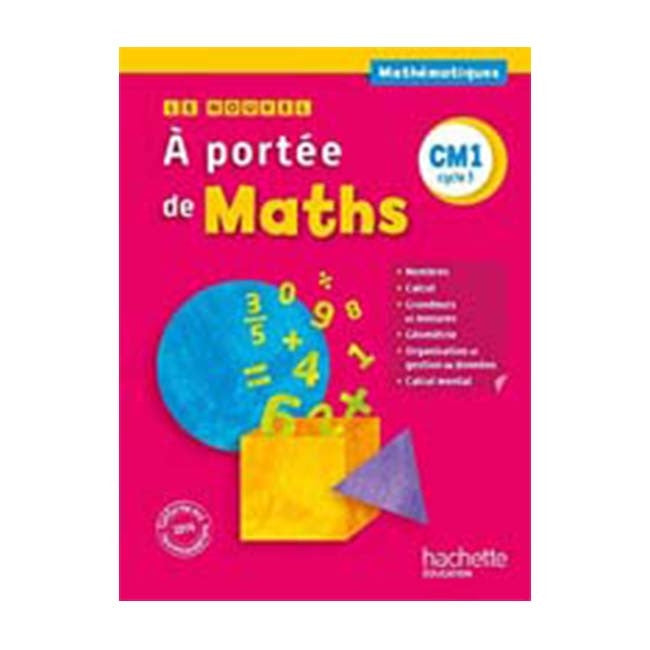 a la port&eacute,e de  maths