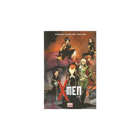X-MEN MARVEL NOW T01