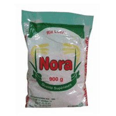 NORA Riz Local BLANC - Sachet 900G