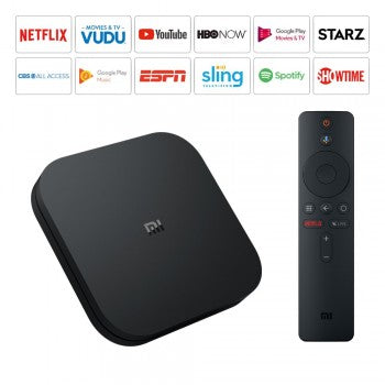 XIAOMI - Mi Box S version international