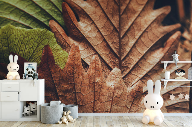 Autumnal Leaves Lamp