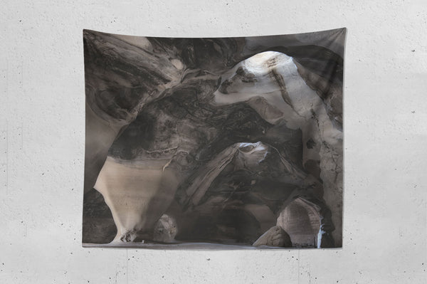 Bell Caves Wall Hanging Tapestry