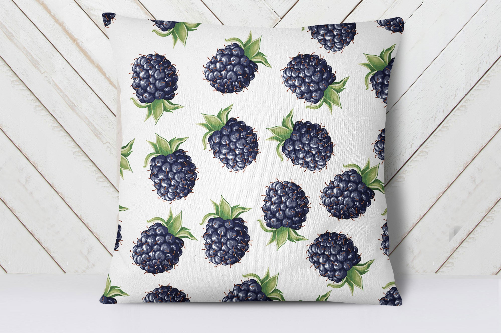 Blackberry Cushion Cover