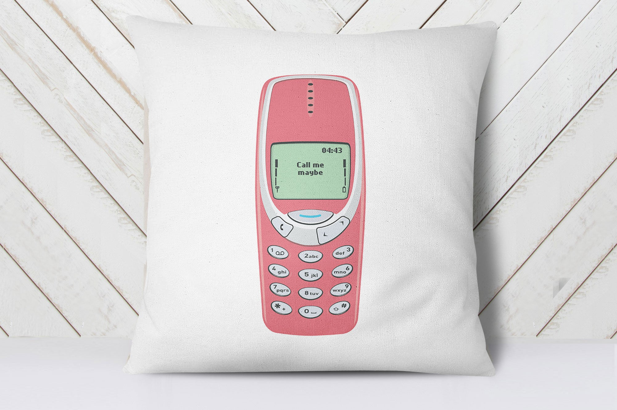 Call Me Maybe Cushion Cover