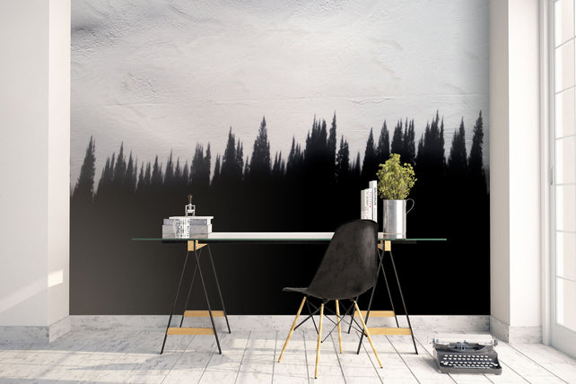 Concrete Trees desk