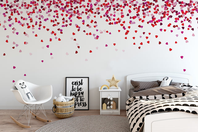 Confetti Wallpaper Murals