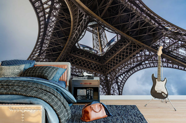 Eiffel Tower Low Bedroom