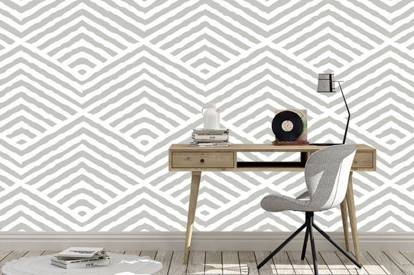 Geometric Striped