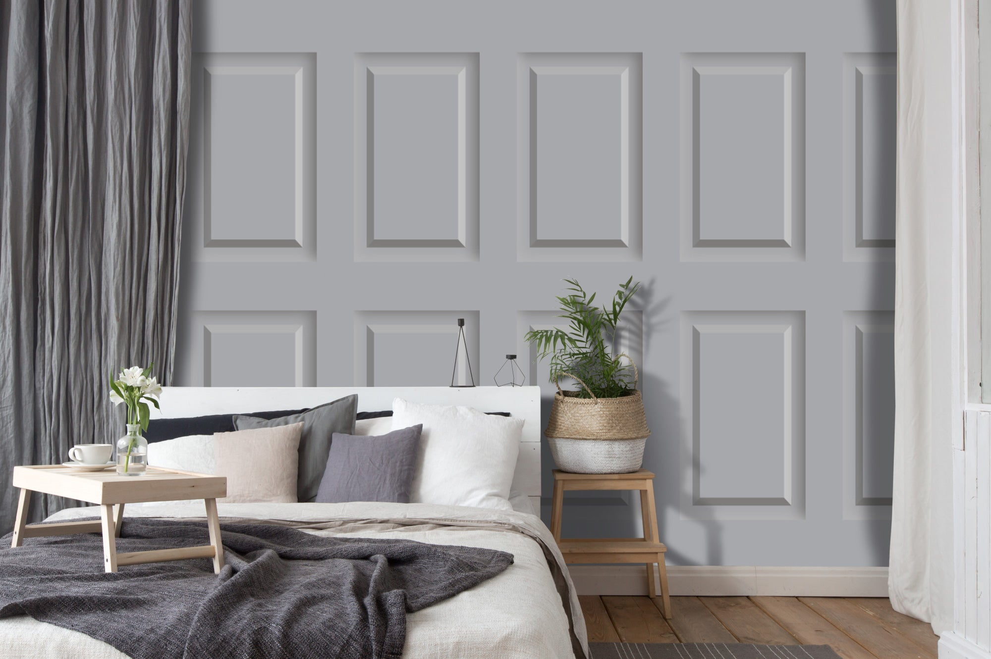 Glynde Wall Panel Bed