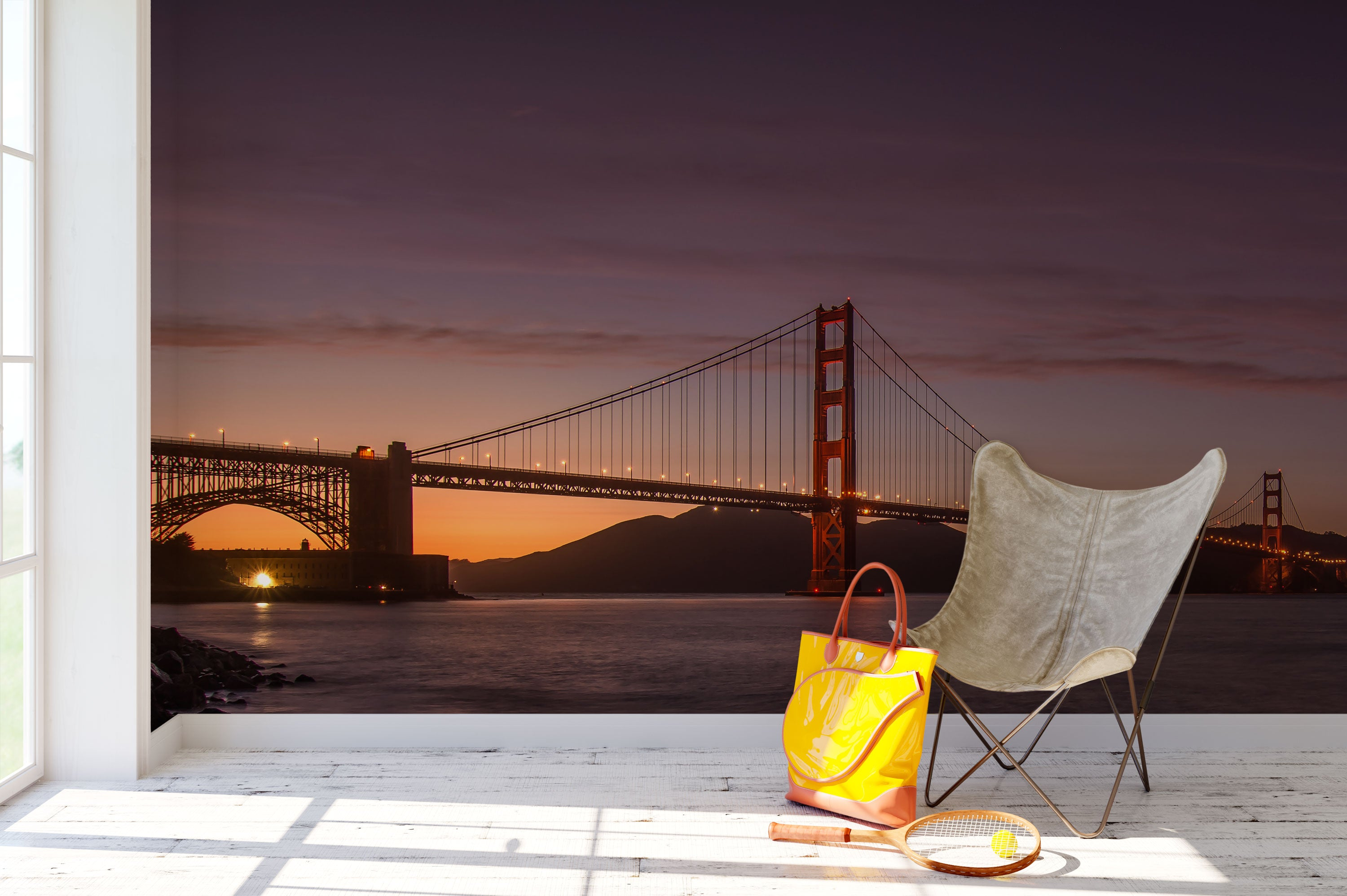 Golden Gate Bridge Chair