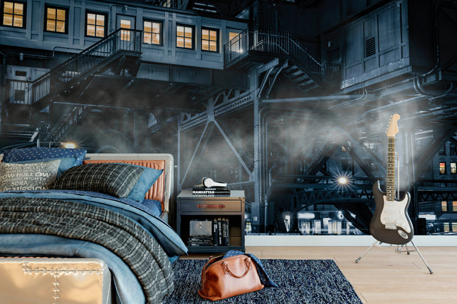 Gotham Wallpaper Murals