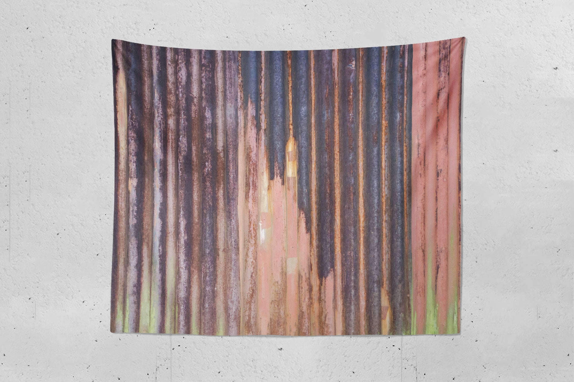 Iron Sheet Wall Hanging Tapestry